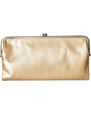 Hobo Lauren Wallet Gold Dust