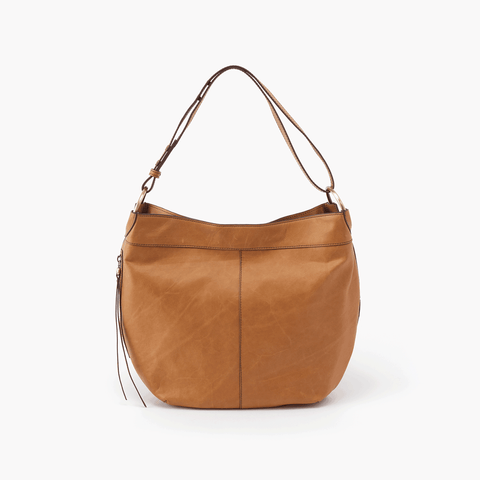Hobo Port Hobo Bag in Honey Handbags in  at Wrapsody