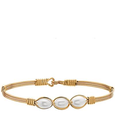 Ronaldo Waverly Bracelet Gold
