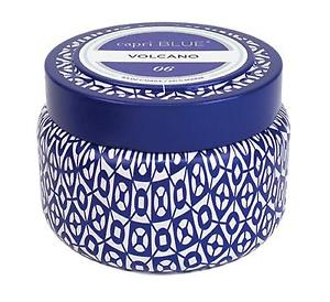 Capri Blue Volcano Candle Printed Travel Tin Candles in  at Wrapsody