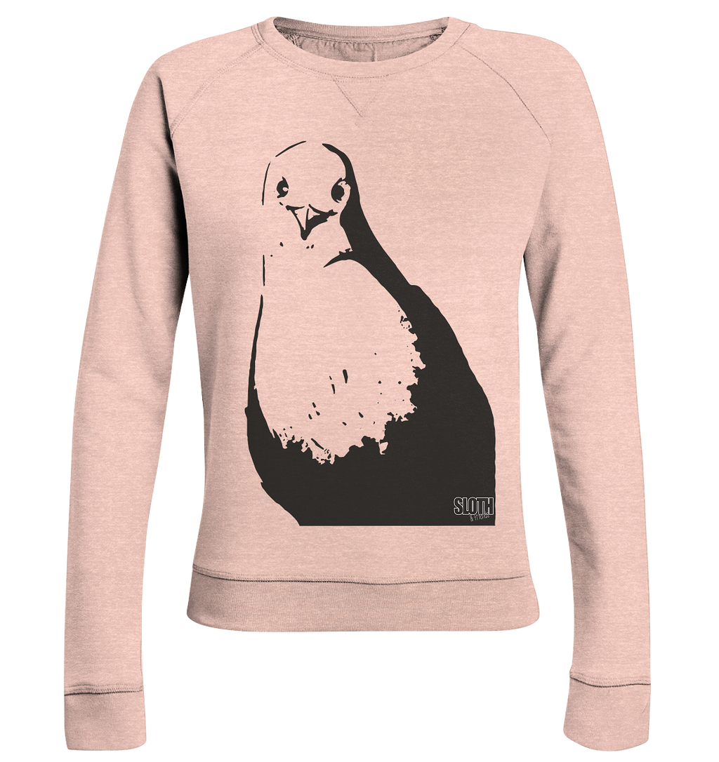 Möwe - Frauen Pullover Ladies Organic Sweatshirt - SLOTH & friends