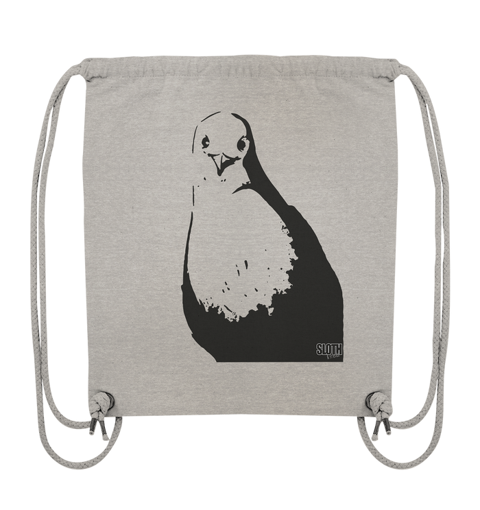 Möwe - Turnbeutel Organic Gym-Bag - SLOTH & friends