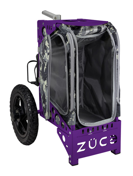 Disc Golf Cart - Anaconda/Purple