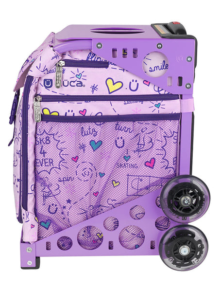 SK8 Princess and Lilac Frame Combo