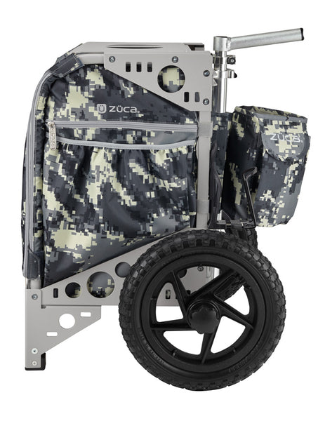 Disc Golf Cart - Anaconda/Grey