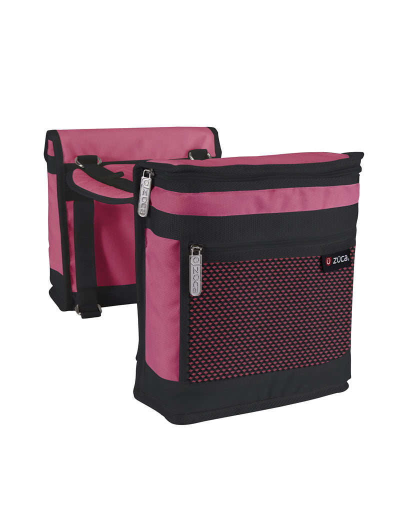 Saddle Bag Set - Pink