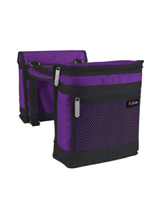 Saddle Bag Set - Purple