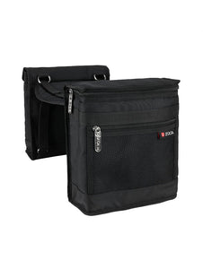 Saddle Bag Set - Black