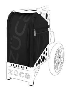 Disc Golf Cart - Covert Insert with Optional Frame Colour