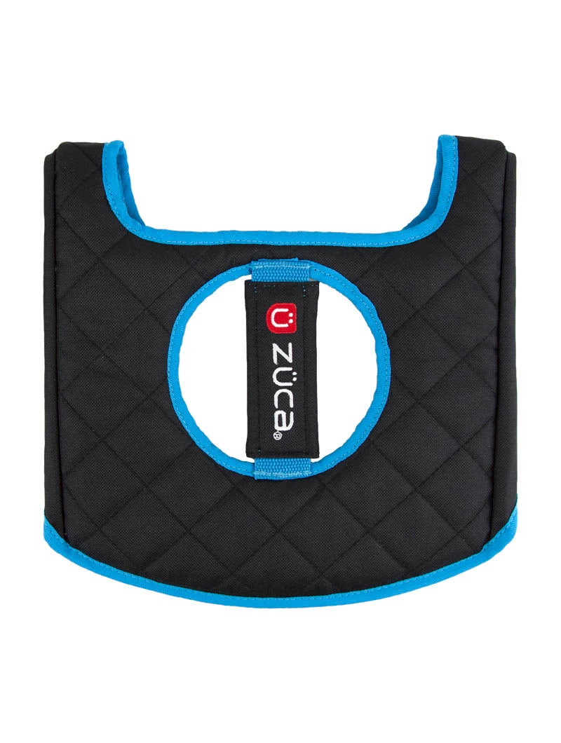Seat Cushion - Blue/Black
