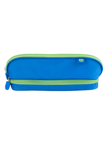Pencil Case - Blue/Green
