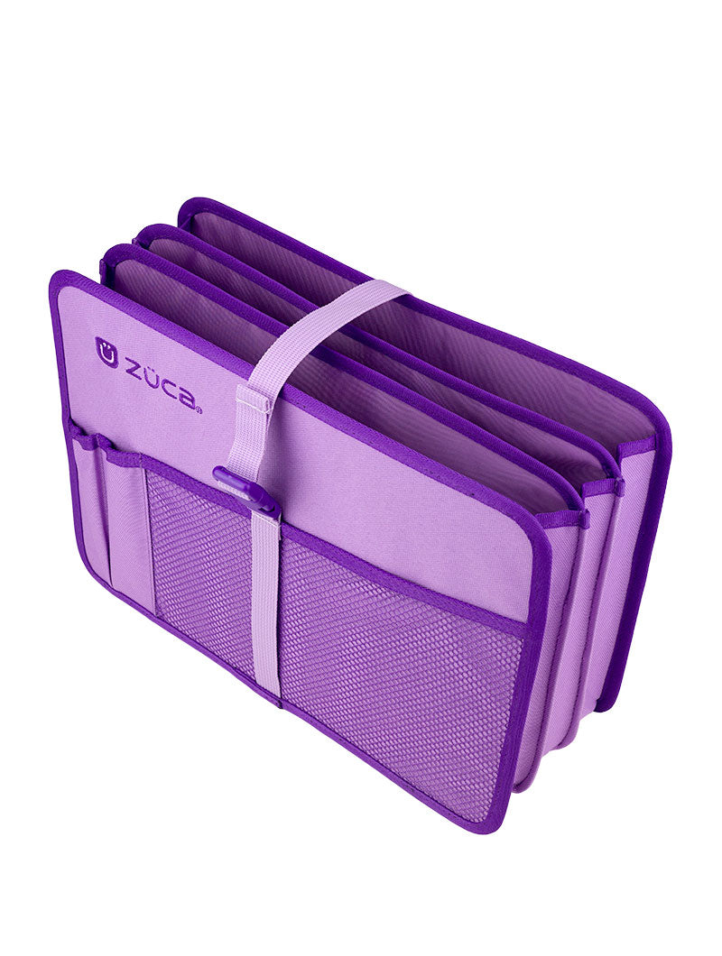 Document Organiser - Lilac/Purple