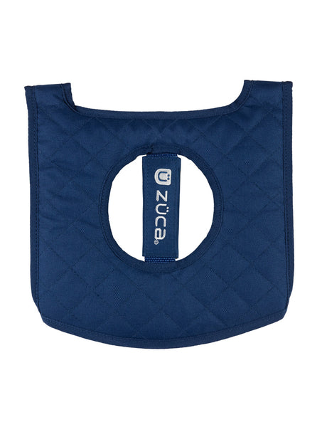 Seat Cushion - Navy/Grey