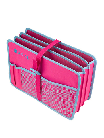 Document Organiser - Pink/Blue