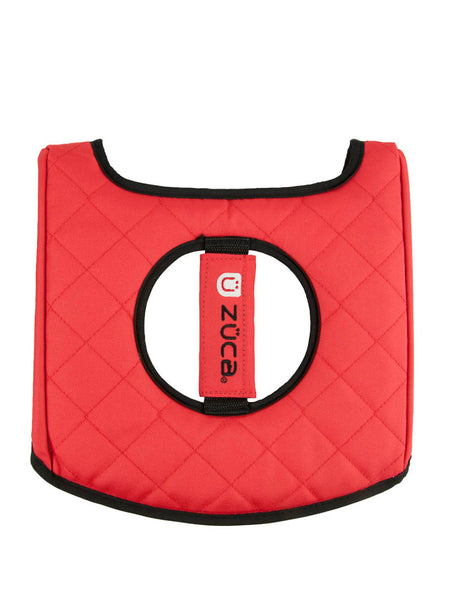 Seat Cushion - Red/Black