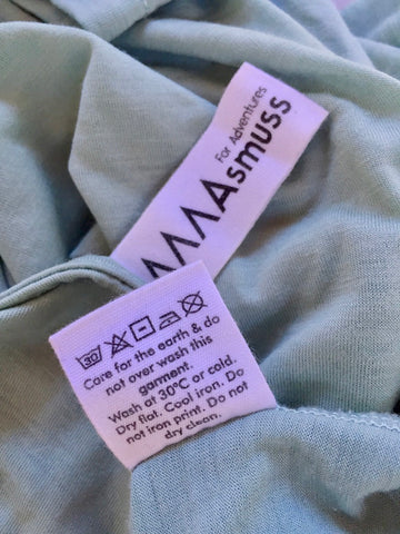 Asmuss sustainable care label