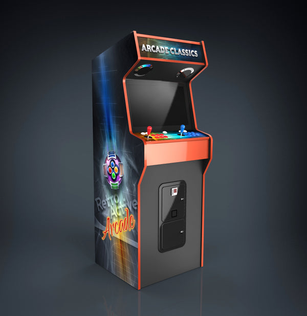 "2 Player ""Origin"" Arcade"