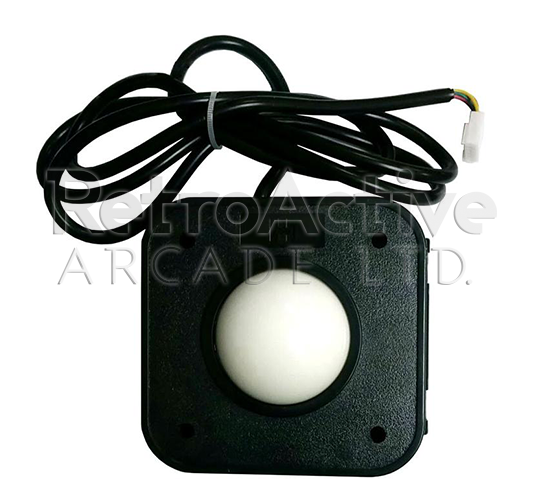 "2"" White Trackball for 60-in-1"