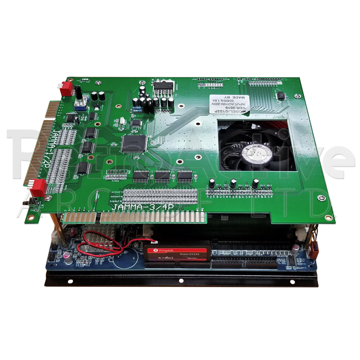 2100-in-1 JAMMA Board