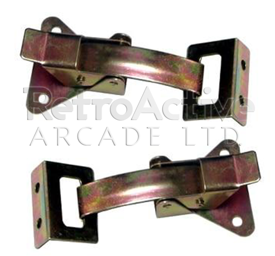 Arcade Locking Hooks