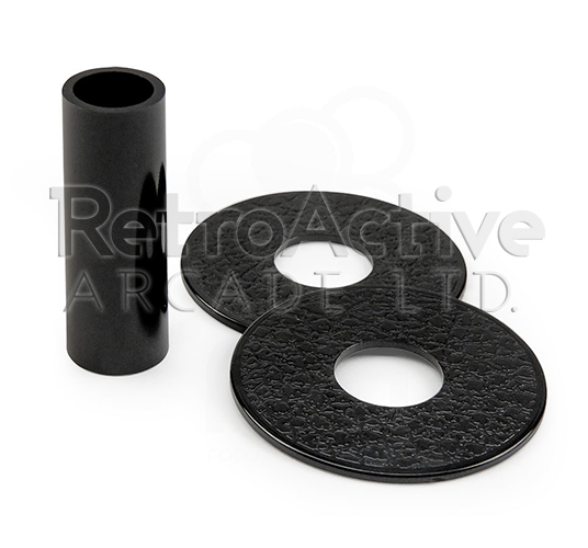 JLF Joystick Shaft Sleeve and Dust Plates