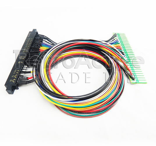 Arcade Wiring & Harnesses – Retro Active Arcade