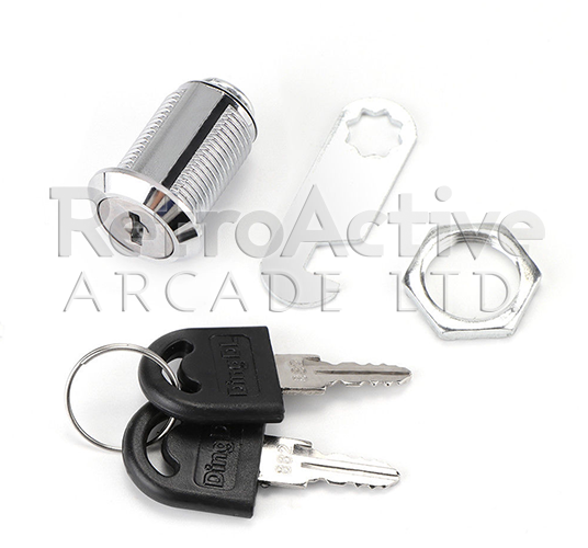 Lock and Key - 27mm