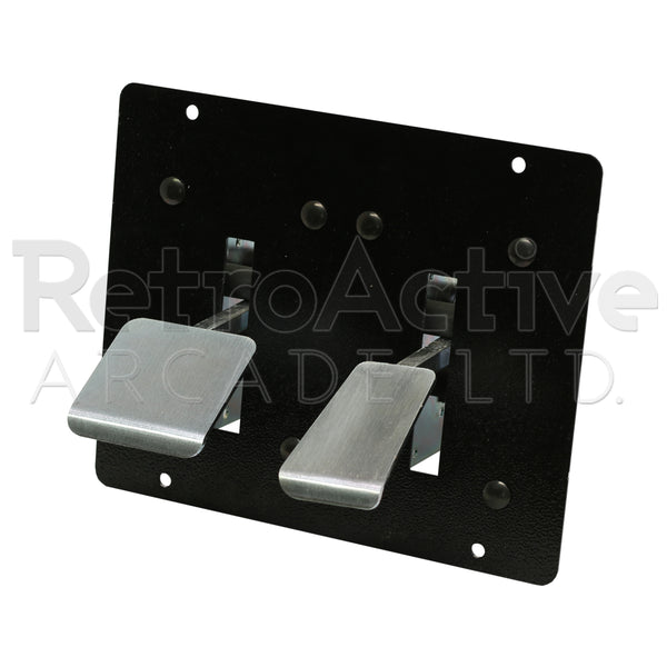 IL - Dual Pedals With Microswitch