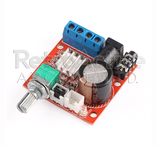 Mini Hi Fi Audio Amplifier 12V