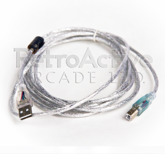 4' USB Cable