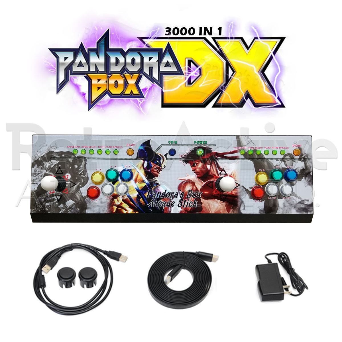 Pandora Box DX Game Console LED (OEM)