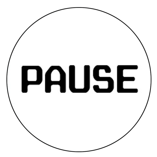 """Pause"" Button Decal"