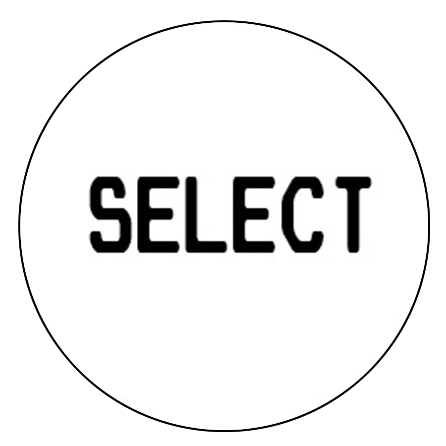 """Select"" Button Decals"