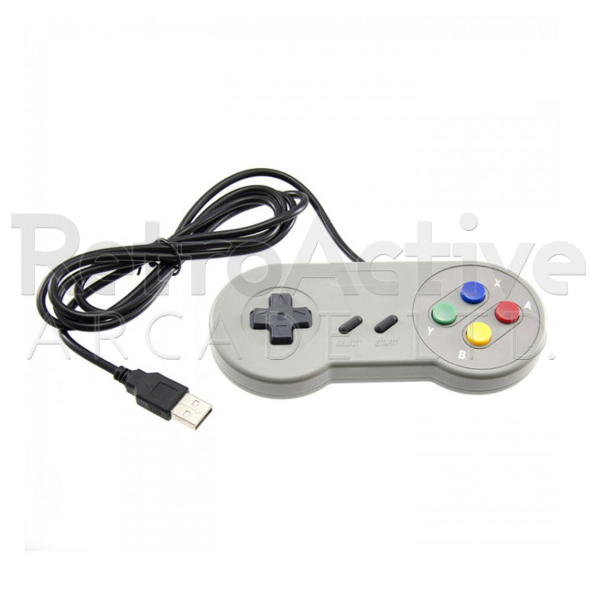 USB SNES Style Controller