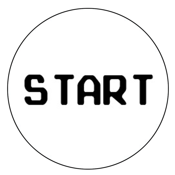"""Start"" Button Decal"