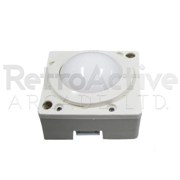 "White 2"" Trackball for 60-in-1"