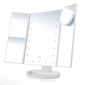 Miroir make up LED