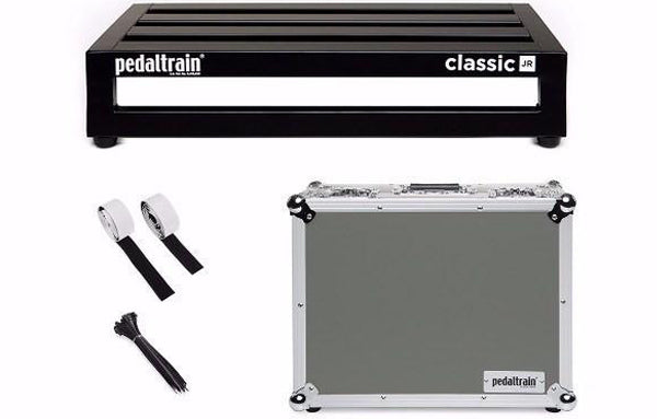 Pedaltrain Classic JR with Tour Case - The Bass Gallery