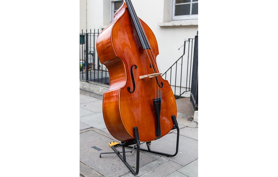 3/4 Size Acoustic Upright - The Bass Gallery