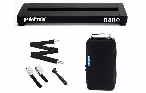 Pedaltrain Nano with Soft Case - The Bass Gallery