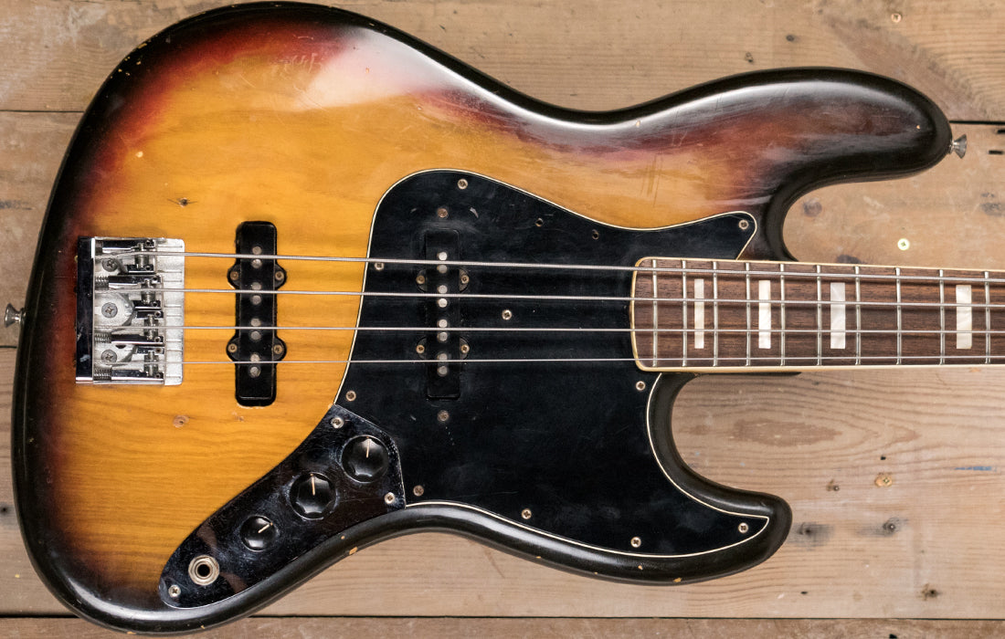 Fender Jazz Bass 1975