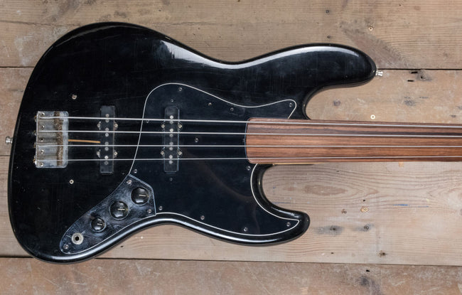 Fender 1962 Jazz Bass Fretless