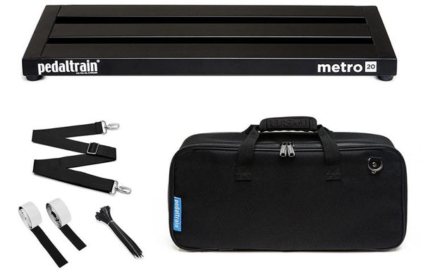 Pedaltrain Metro 20 with Soft Case - The Bass Gallery