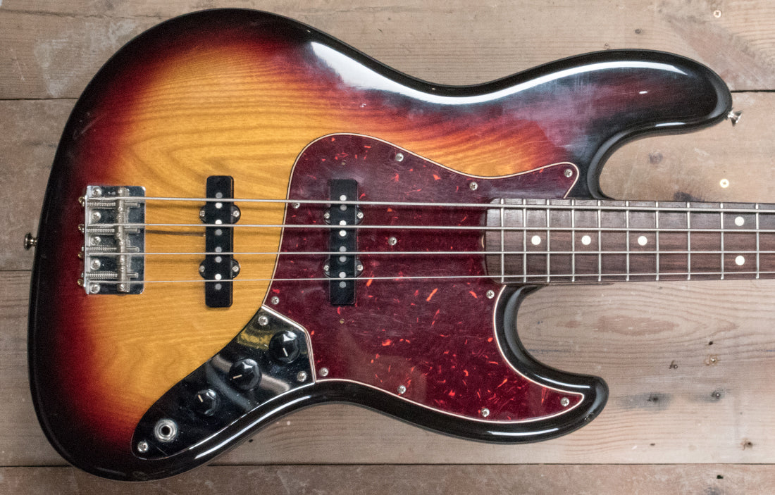 Fender JV Jazz Bass