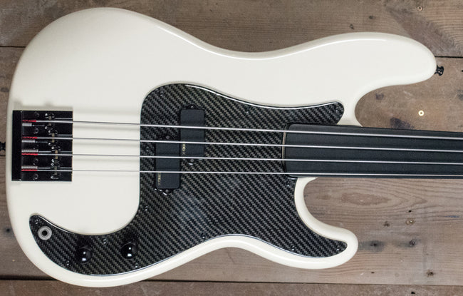 Status Fretless Neck Precision Bass