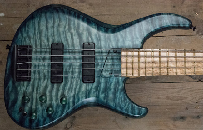 MTD Norm Stockton Signature 5 String