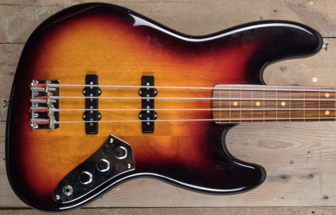 Fender AS Jaco Pastorius Fretless Jazz