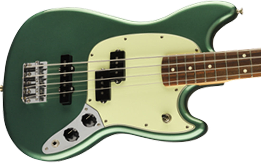 LIMITED EDITION PLAYER MUSTANG BASS PJ