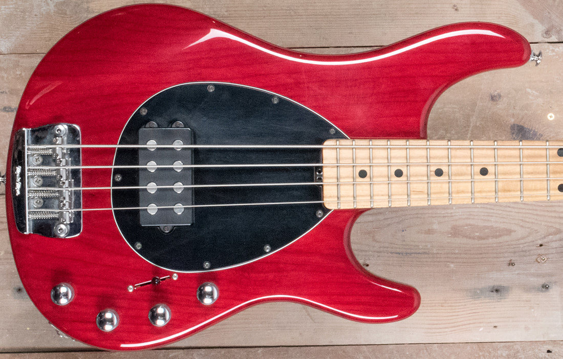 Ernie Ball MusicMan Sterling