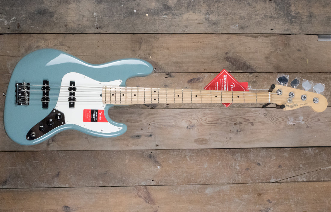 Fender American Professional Jazz Bass Sonic Gray